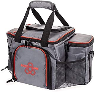 Meal Prep Bag by Body Link co food Storage Insulated Food Management Functional Gym Work Lunch bag