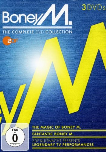 ZDF Kultnacht - Boney M. - The Complete DVD Collection