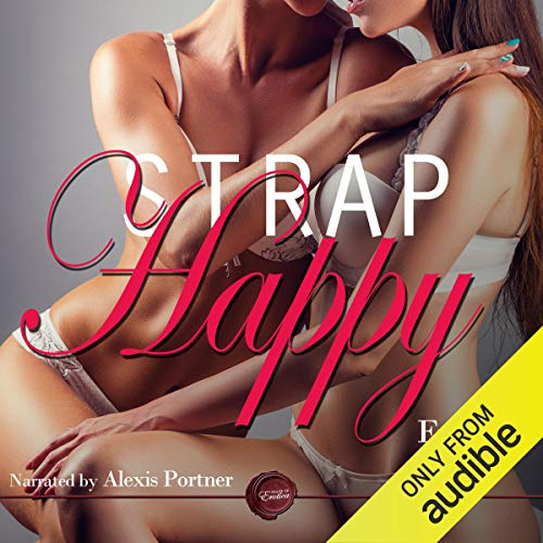 Strap Happy audiobook cover art