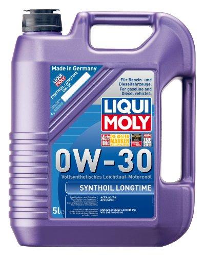 LIQUI MOLY 1172 Synthöl Longtime 0W-30, 5 L