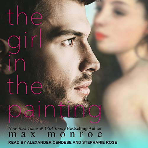 The Girl in the Painting Audiobook By Max Monroe cover art