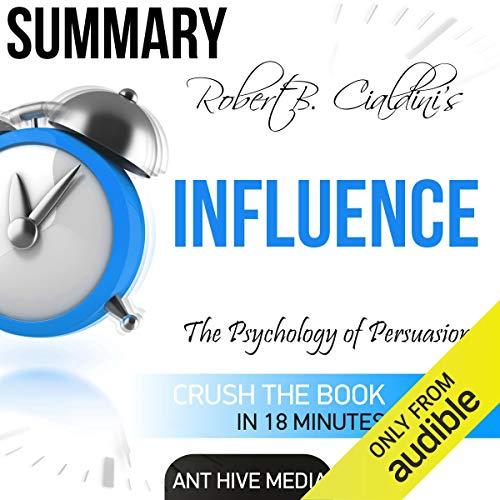 Couverture de Summary: Robert Cialdini's 'Influence'