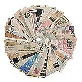200 PCS Vintage Scrapbook Paper Aesthetic Decorative Craft Paper for Paper Vintage for Scrapbook Supplies