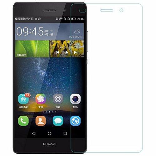 thematys Huawei G Play Mini/Huawei Honor 4C 2X Clear - KLAR Schutzfolie Schutz-Folie Screen Protector Bildschirmschutzfolie Folien Bildschirm Folie