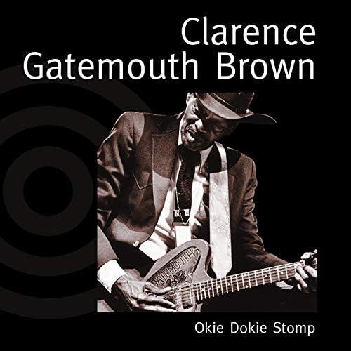 """Clarence """"Gatemouth"""" Brown"""