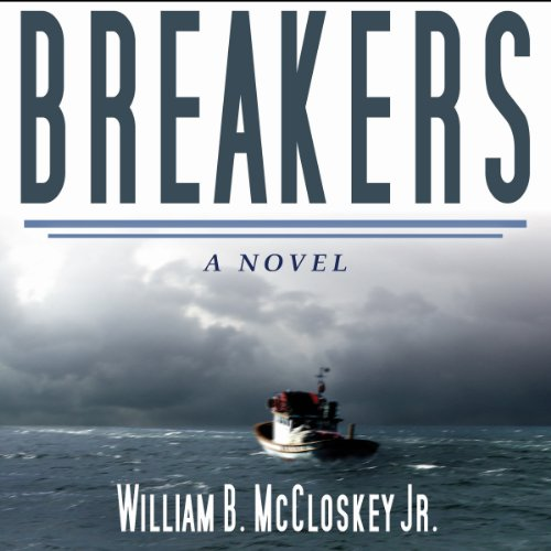 Breakers audiobook cover art
