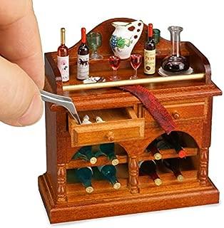 Dollhouse Miniature Decorated Wine Buffet Reutter Porcelain