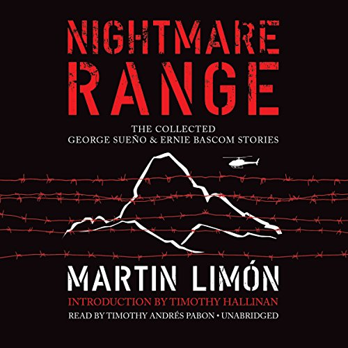 Nightmare Range audiobook cover art