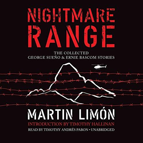 Nightmare Range copertina