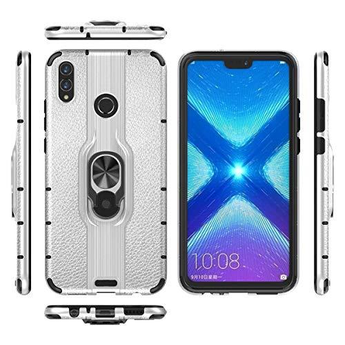 GT Custodia per Huawei Honor 8X JSN-L21 JSN-L23 Custodia PC + Silicone Case Cover 4