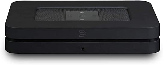 Bluesound Node 2i Wireless Multi-Room Hi-Res Music Streaming Player - Black - Compatible with Alexa and Siri