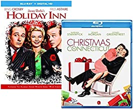 Holiday inn & Christmas in Connecticut - Holiday Classic Movie Collection in Blu ray