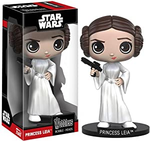 Funko Wobbler Star Wars Princess Leia Bobble-Head Action Figure