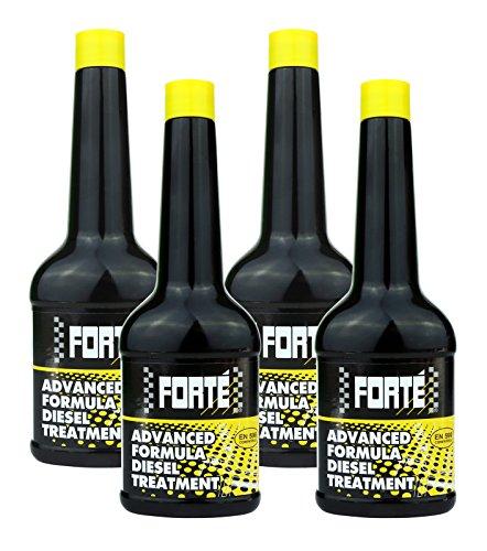 Tratamiento para motores diesel de Forté, fórmula avanzada