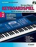 Der neue Weg zum Keyboardspiel, Bd. 2, m. Audio-CD - Axel Benthien