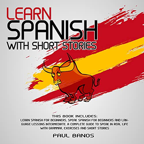 Learn Spanish with Short Stories cover art