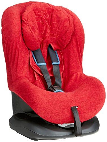 Be Cool Summer Cover O3 – Housse Couverture de siège de voiture pour enfant, couleur rouge