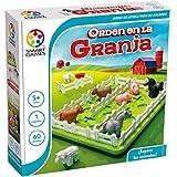 smart games- Orden en la Granja, Juego Educativo, Juguetes para niños, Multicolor (Lúdilo SG091ES)