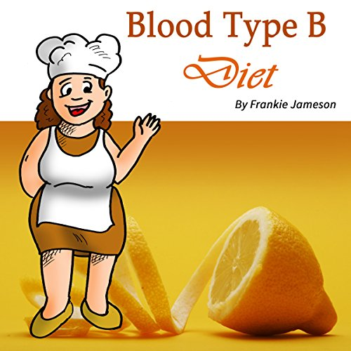 Blood Type B Diet cover art