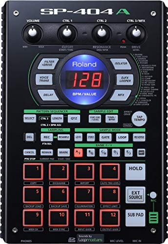 Lowest Prices! Roland Linear Wave Sampler (SP-404A)