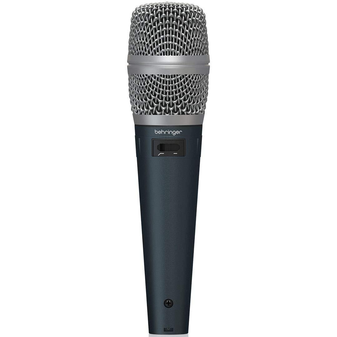 Behringer SB78A - Micrófono de condensador cardioide + caja para ...