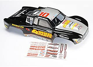 Traxxas 5919 Painted Slayer Pro 4x4 Body, Greg Adler 4 Wheel Parts
