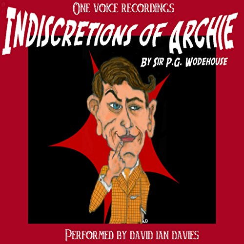 Indiscretions of Archie cover art