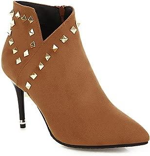 BalaMasa Womens ABS13852 Pu Boots