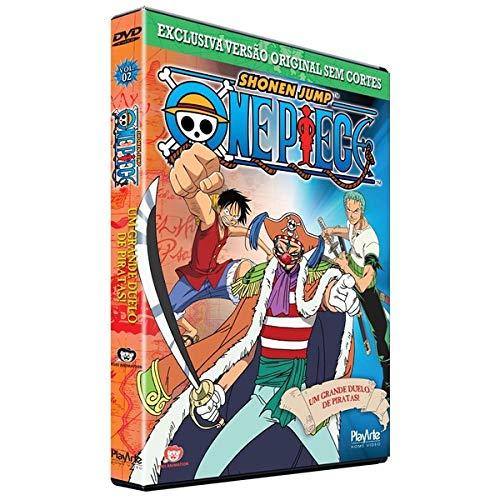 DVD Shonen Jump - One Piece - Um Grande Duelo de Piratas