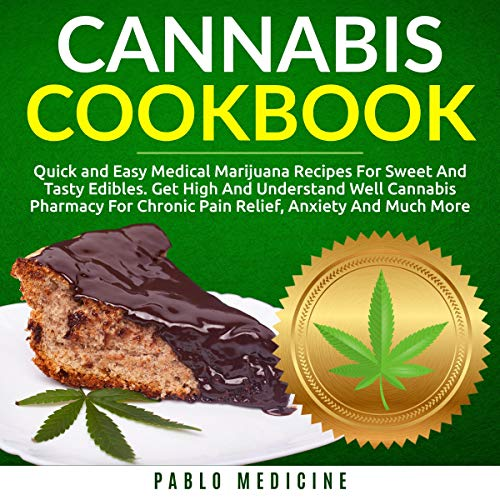 Cannabis Cookbook cover art