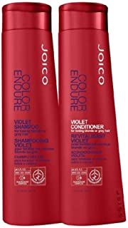 Kit Joico Color Endure Violet Shampoo + Condicionador - 2 produtos