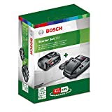 Immagine 1 bosch 1600a00k1p starter kit litio
