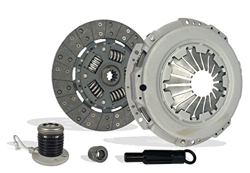 Clutch With Slave Cylinder Kit Compatible With Mustang Base Lujo 2-Door 12/05/2006-2010 4.0L V6 GAS SOHC Naturally Aspirated (07-193S)