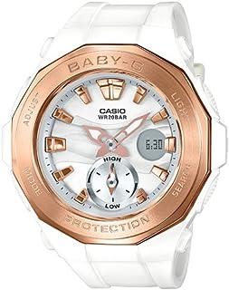 Casio Baby G Women BGA220G-7A Year-Round Analog-Digital Automatic White Watch