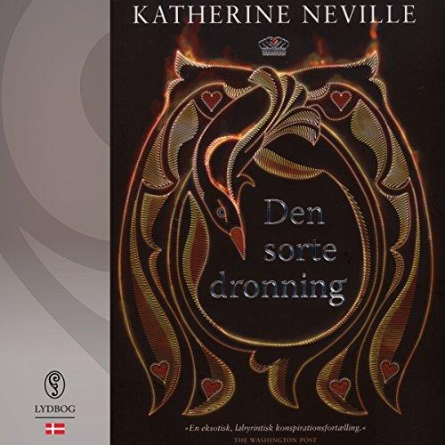 Den sorte dronning (Danish Edition) audiobook cover art