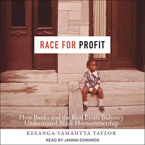 Race for Profit audiobook cover art
