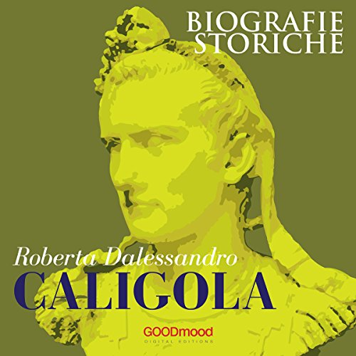 Caligola audiobook cover art
