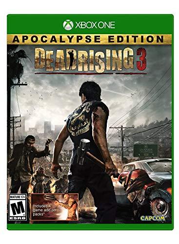 Capcom Dead Rising 3: Apocalypse Edition, Xbox One Xbox One vídeo - Juego (Xbox One, Xbox One, Supervivencia / Horror, Modo multijugador, M (Maduro), Soporte físico)