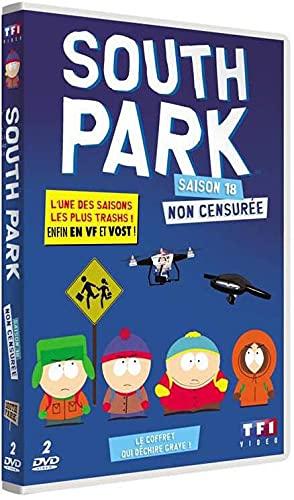 South Park-Saison 18 [Version Non censurée]