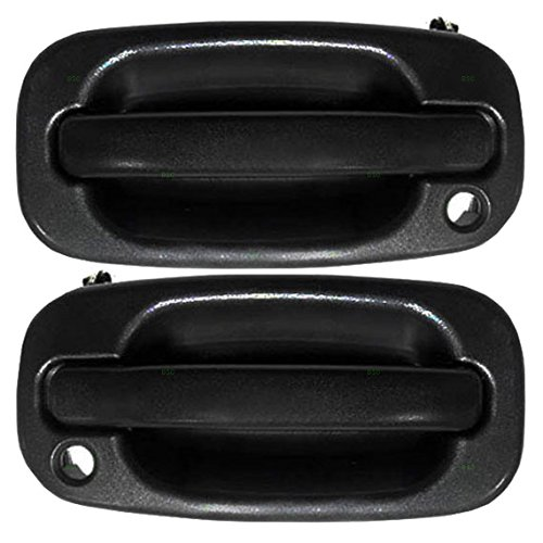 03 silverado exterior door handle - 8