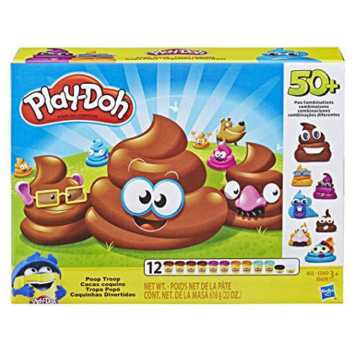 Hasbro - Tropas de caca de Play-Doh