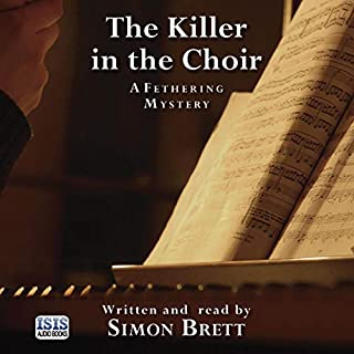 The Killer in the Choir cover art