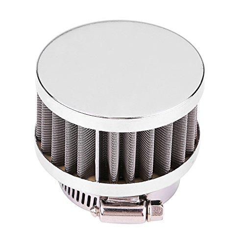 Luftfilter, 38 mm / 1,5 \'\' Luftstromfilter für Ansaugluftfilter für 90cc-125ccm ATV Go Kart Pit Dirt Bike Motorrad Quad
