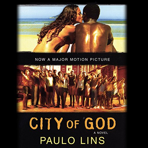City of God audiobook cover art