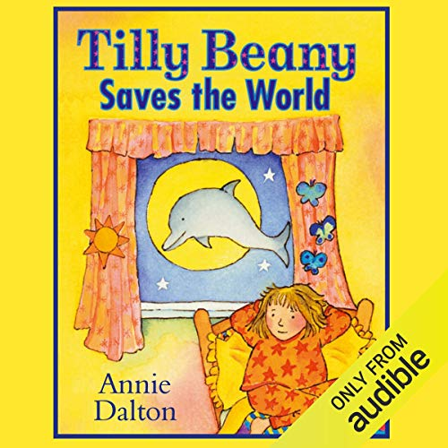 Couverture de Tilly Beany Saves the World