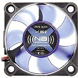 Noiseblocker XS-2 BlackSilentFan Lüfter (50x50x10mm)