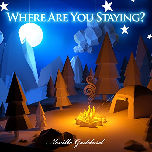 Where Are You Staying? audiobook cover art