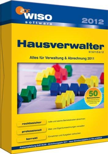 WISO Hausverwalter 2012 Standard
