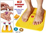 Best Acupressure Rings With Magnets - Acupressure Power Mat with Magnets n Pyramids Review