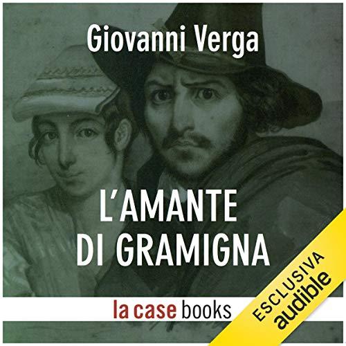 L'amante di Gramigna  By  cover art